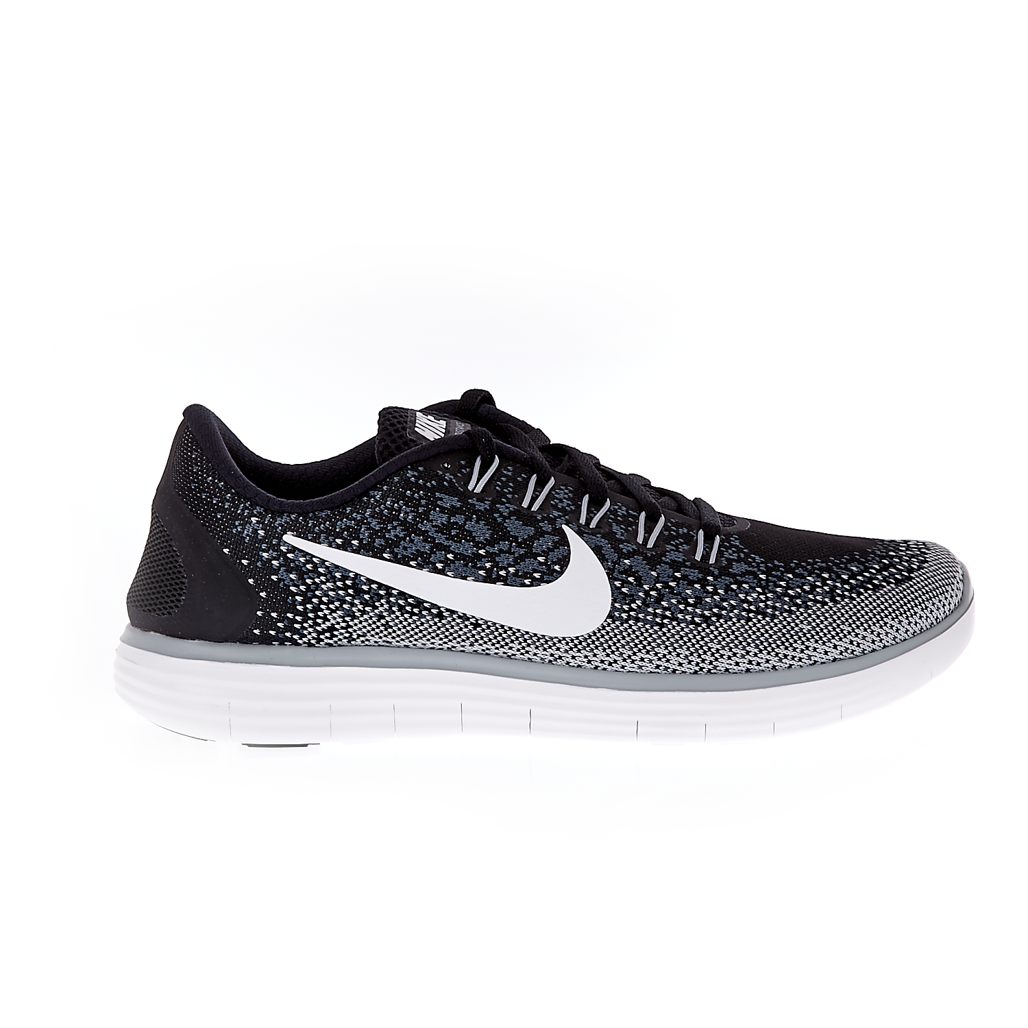 NIKE – Ανδρικά αθλητικά παπούτσια NIKE FREE RN DISTANCE μαύρα