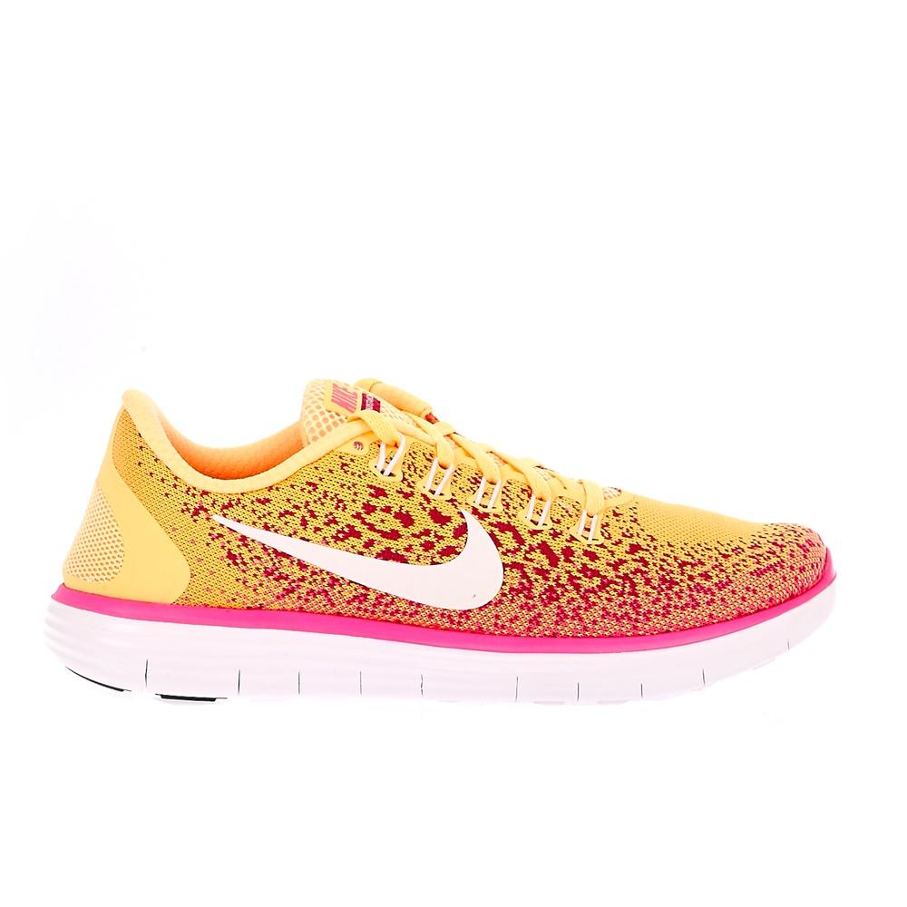 NIKE – Γυναικεία αθλητικά παπούτσια NIKE FREE RN DISTANCE πορτοκαλί