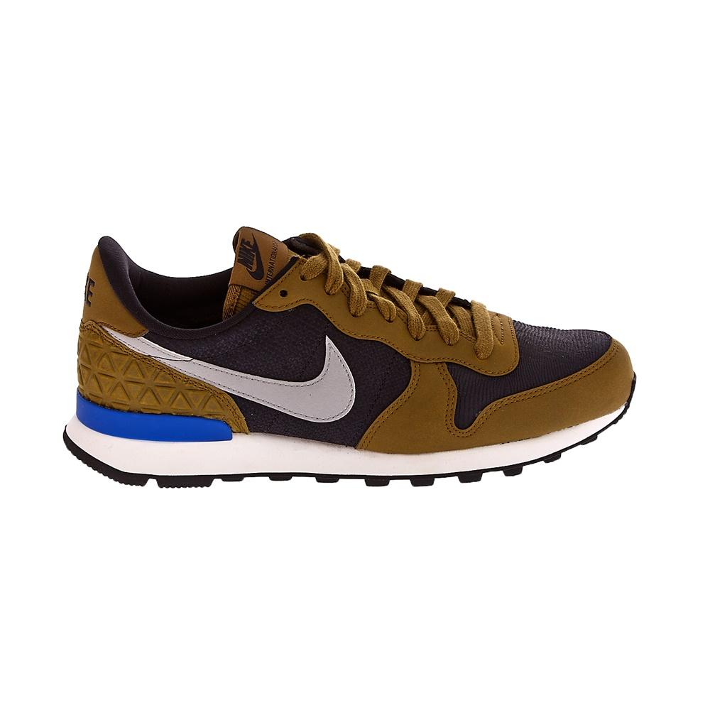 NIKE – Γυναικεία αθλητικά παπούτσια W INTERNATIONALIST PRM καφέ