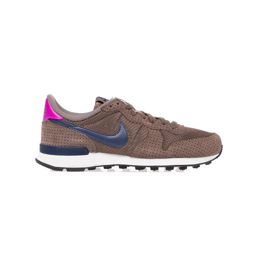 NIKE – Γυναικεία αθλητικά παπούτσια ΝΙΚΕ INTERNATIONALIST PREMIUM καφέ