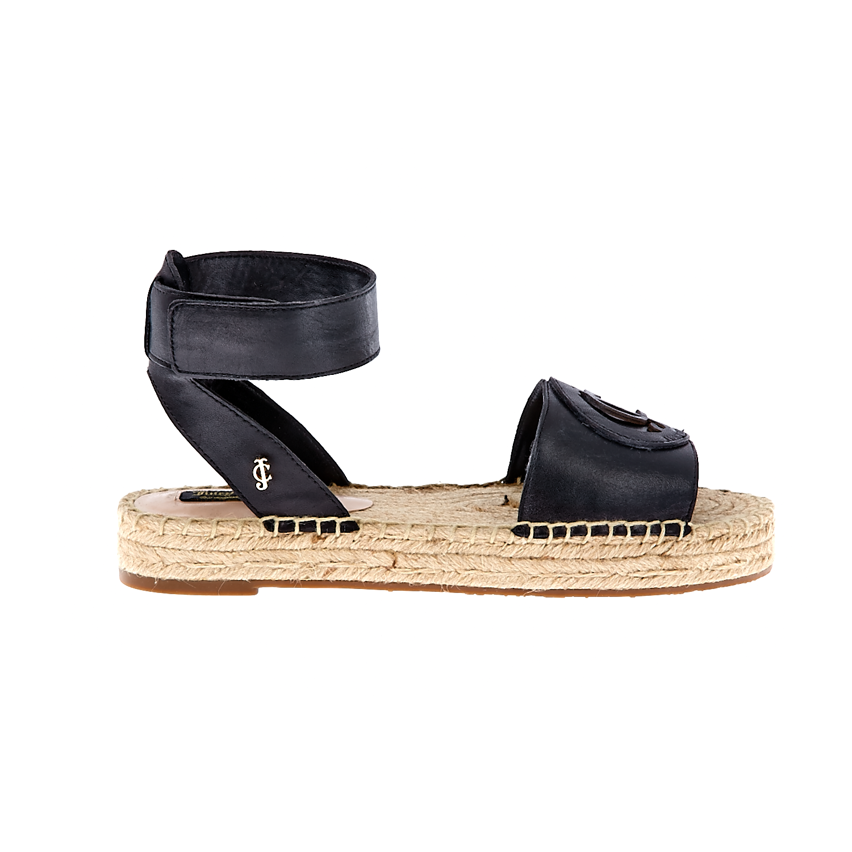 JUICY COUTURE – Γυναικεία σανδάλια Juicy Couture μαύρα