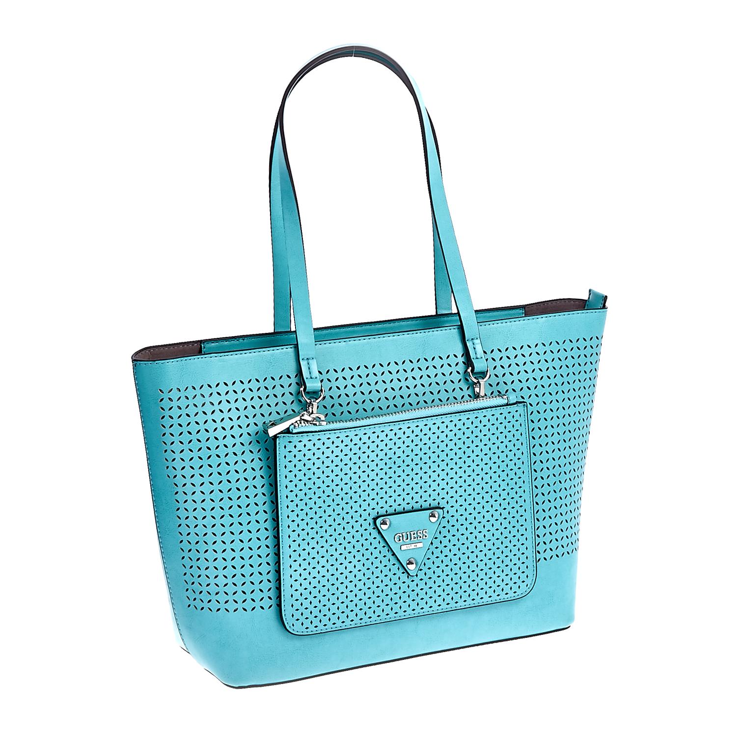 GUESS – Γυναικεία τσάντα Guess μπλε 1445909.0-0031