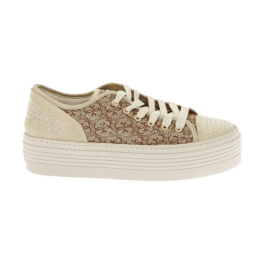 GUESS - Γυναικεία παπούτσια Guess μπεζ