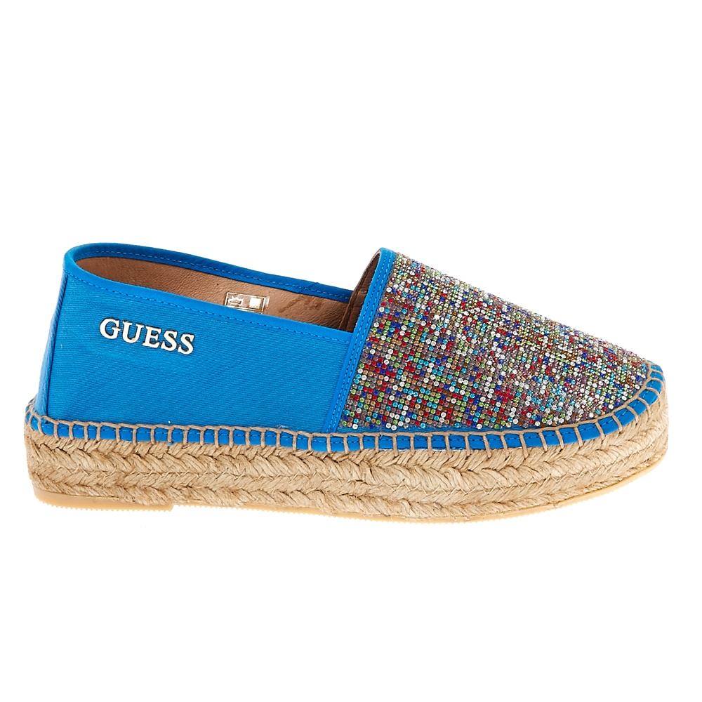 GUESS – Γυναικείες εσπαντρίγιες Guess μπλε