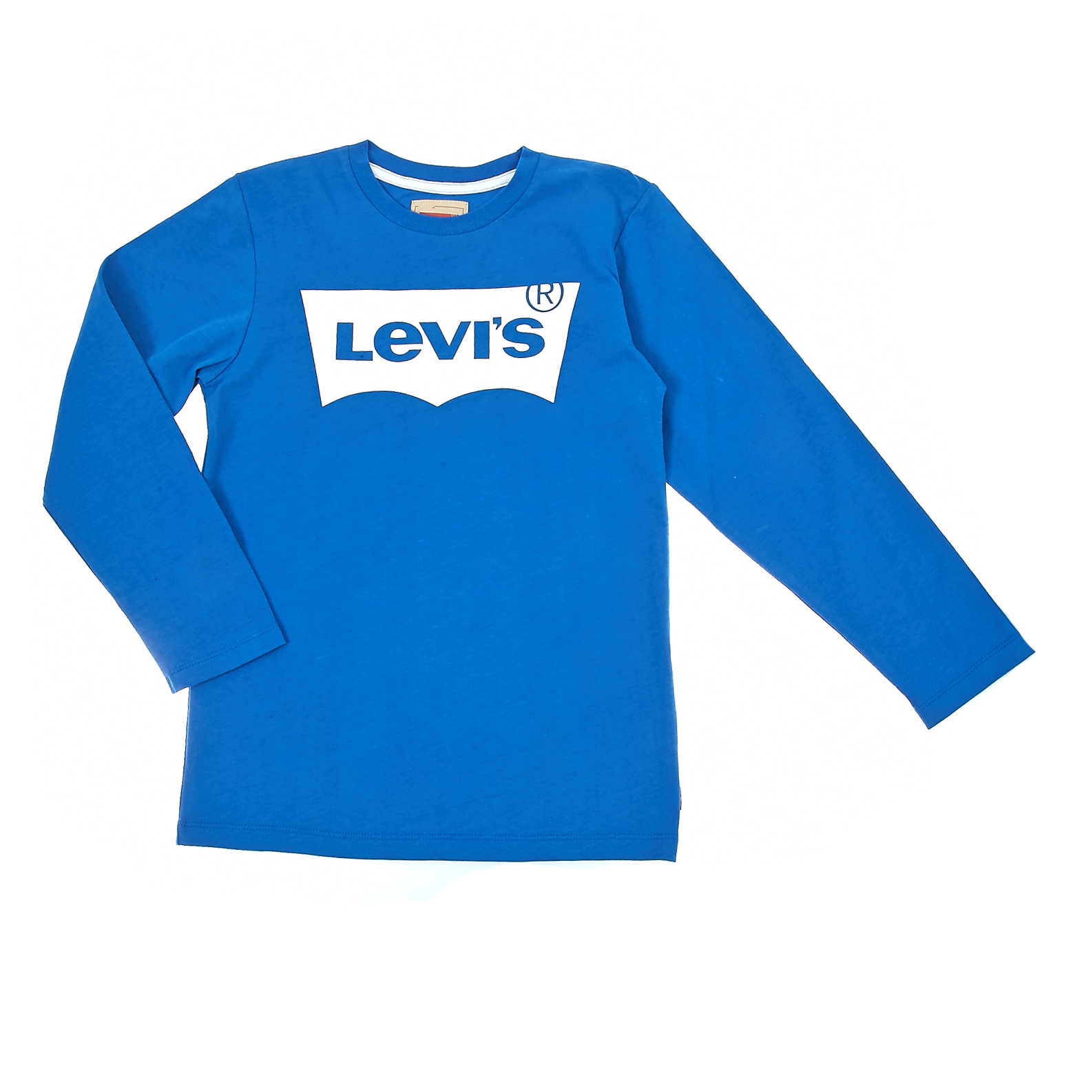 LEVI'S KIDS - Παιδική μπλούζα Levi's Kids μπλε
