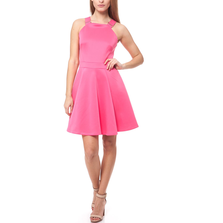 TED BAKER - Γυναικείο φόρεμα Ted Baker φούξια γυναικεία ρούχα φορέματα μίνι