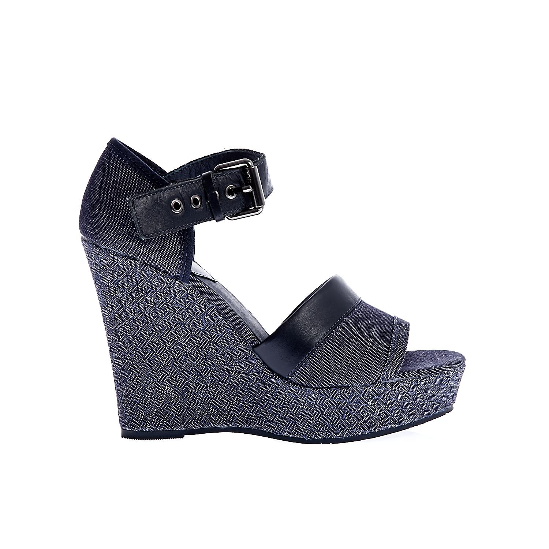 G-STAR RAW - Γυναικείες πλατφόρμες G-Star Raw μπλε γυναικεία παπούτσια πλατφόρμες