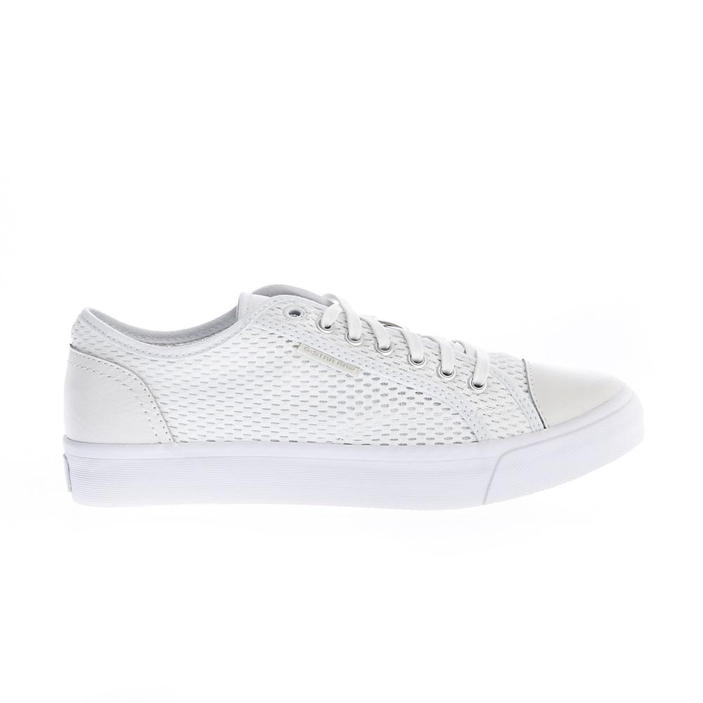 G-STAR RAW - Γυναικεία παπούτσια G-Star Raw λευκά γυναικεία παπούτσια sneakers