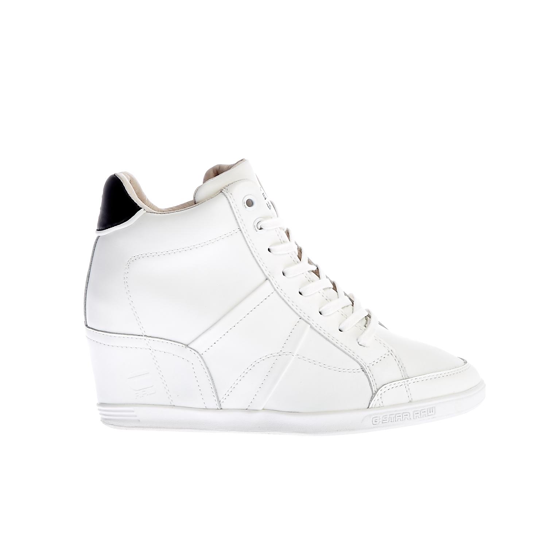 G-STAR RAW – Γυναικεία sneakers G-Star Raw λευκά