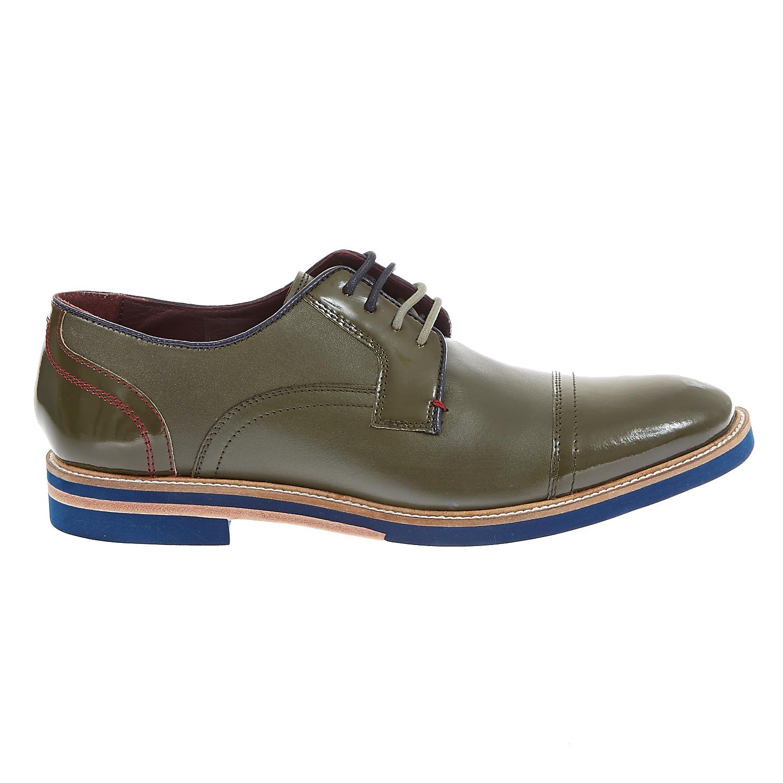 TED BAKER – Ανδρικά παπούτσια BRAYTHE 2 πράσινα