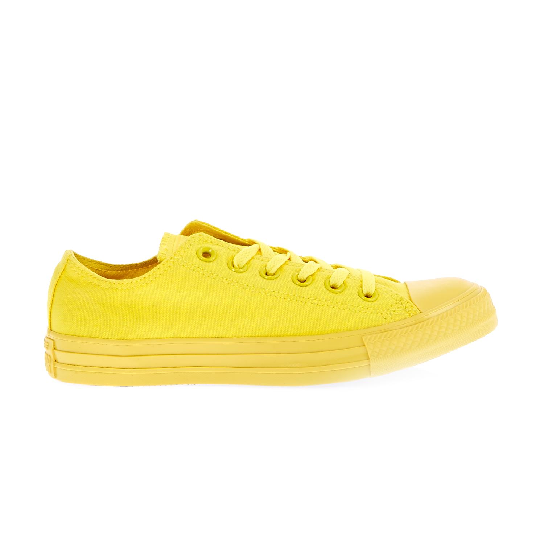 CONVERSE - Unisex παπούτσια Chuck Taylor All Star Ox monoc κίτρινα ανδρικά παπούτσια sneakers