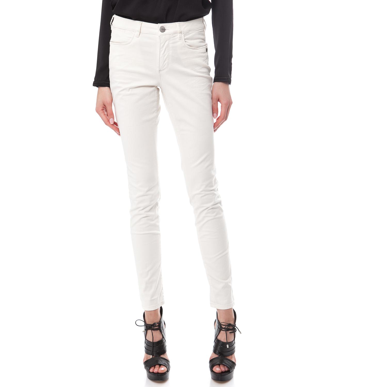 MAISON SCOTCH - Γυναικείο παντελόνι Maison Scotch ημίλευκο γυναικεία ρούχα παντελόνια casual