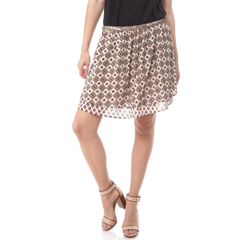 MAISON SCOTCH - Φούστα Maison Scotch εμπριμέ γυναικεία ρούχα φούστες μίνι