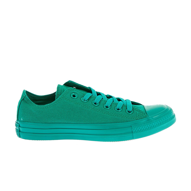 CONVERSE – Unisex παπούτσια Chuck Taylor All Star Ox πράσινα