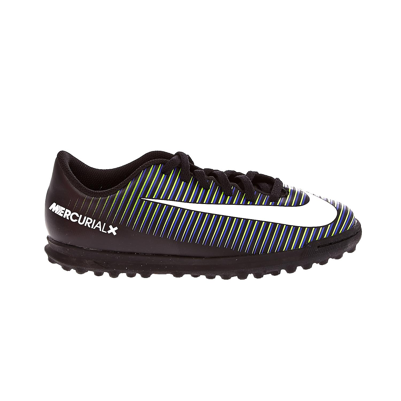NIKE – Παιδικά αθλητικά παπούτσια JR MERCURIALX VORTEX III TF μαύρα