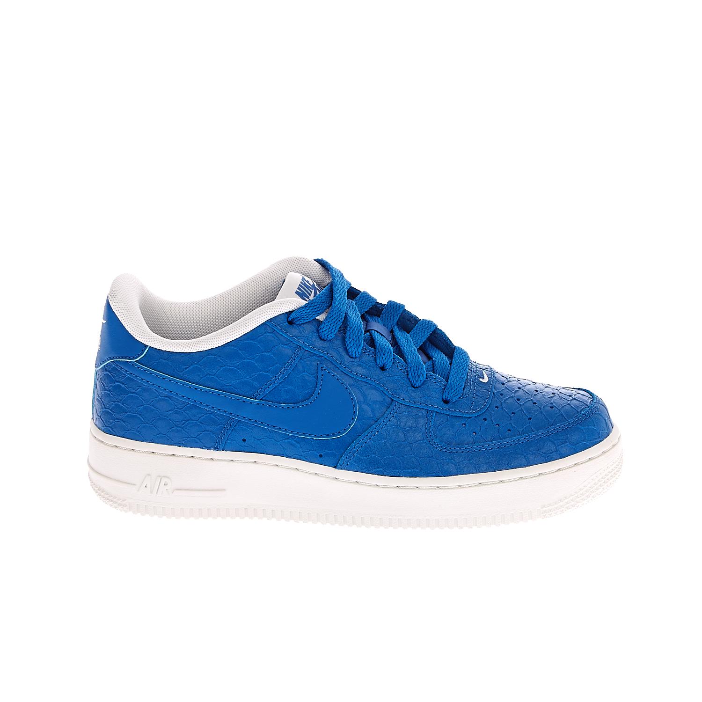 NIKE – Παιδικά αθλητικά παπούτσια NIKE AIR FORCE 1 LV8 μπλε