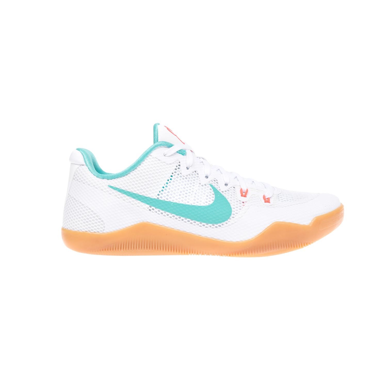 NIKE – Αντρικά αθλητικά παπούτσια NIKE KOBE XI άσπρα