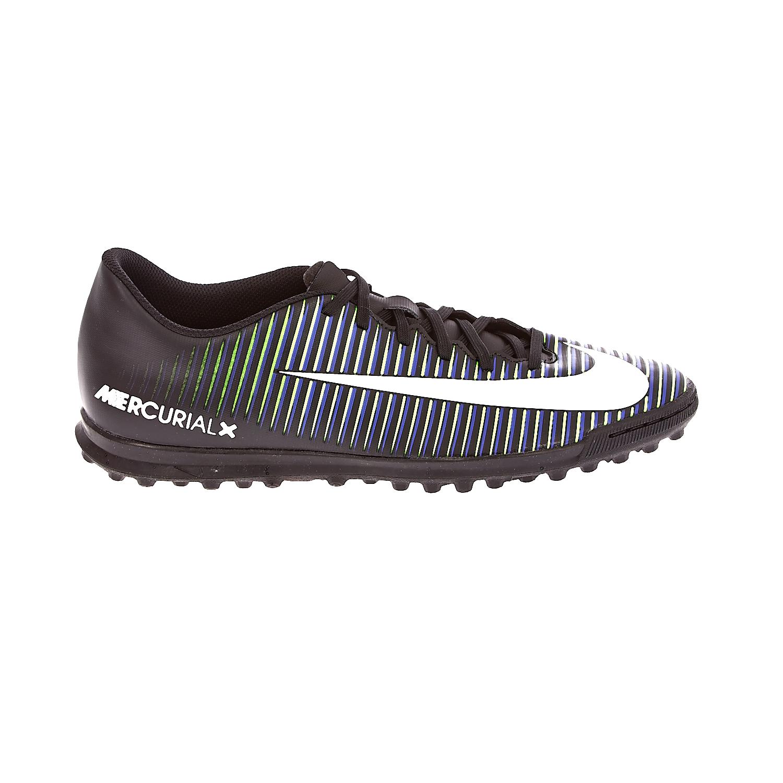 NIKE – Αντρικά ποδοσφαιρικά παπούτσια ΝΙΚΕ MERCURIALX VORTEX III TF μαύρα