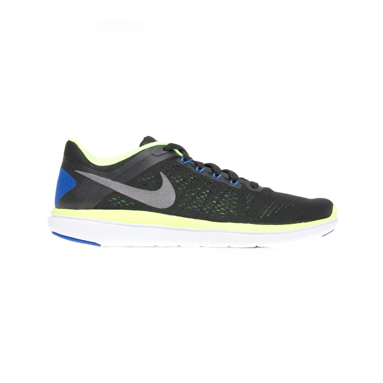 NIKE – Αντρικά αθλητικά παπούτσια NIKE FLEX 2016 RN μαύρα