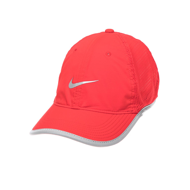 NIKE – Καπέλο NIKE M'S RUN KNIT MESH κόκκινο