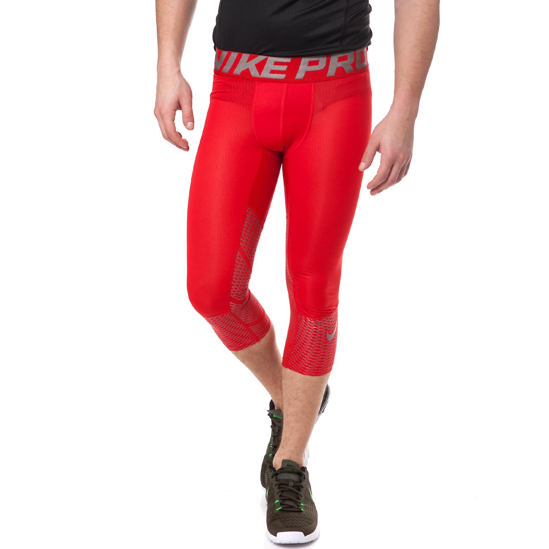 NIKE - Αντρικό κολάν NIKE κόκκινο ανδρικά ρούχα αθλητικά κολάν