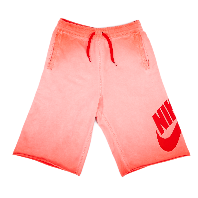 NIKE - Παιδική βερμούδα Nike κόκκινη