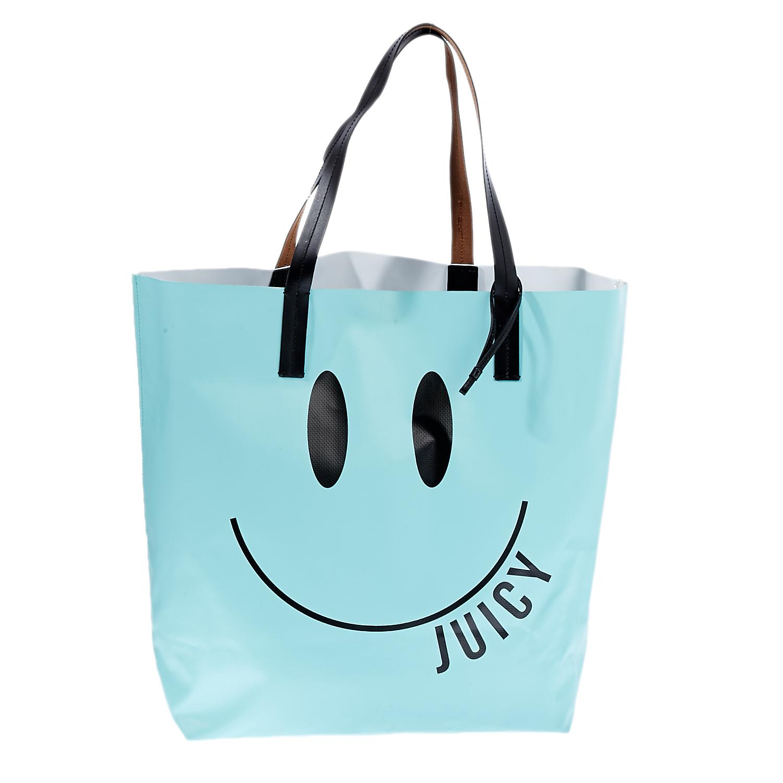 JUICY COUTURE – Γυναικεία τσάντα Juicy Couture μπλε 1461023.0-00T2