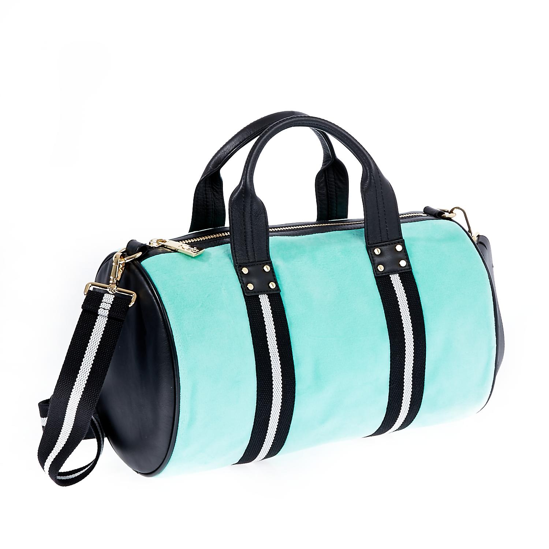 JUICY COUTURE – Γυναικεία τσάντα Juicy Couture μπλε-μαύρη 1461031.0-00V3
