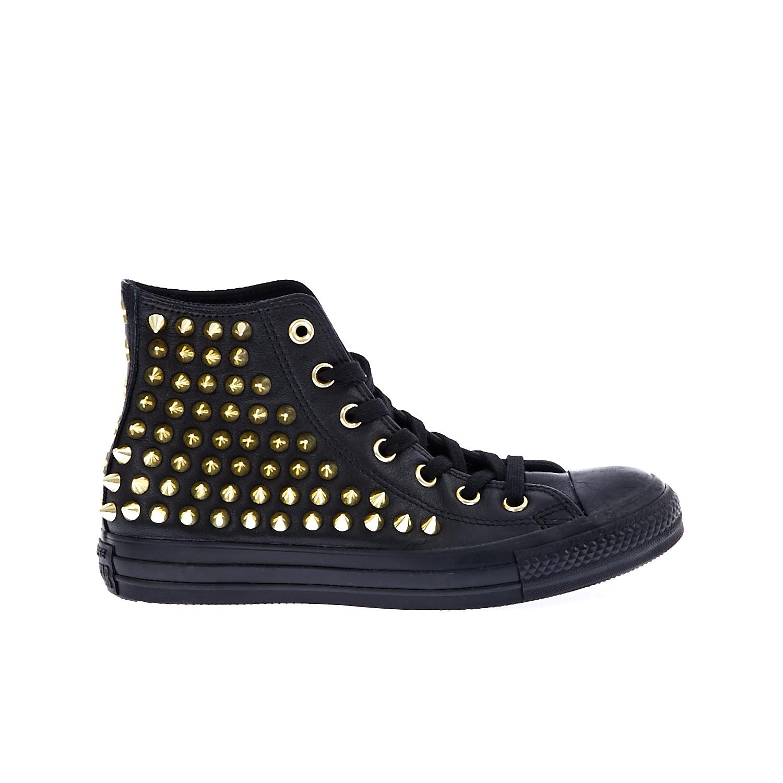 CONVERSE - Γυναικεία παπούτσια QS CT AS CLASSIC STUDDED μαύρα