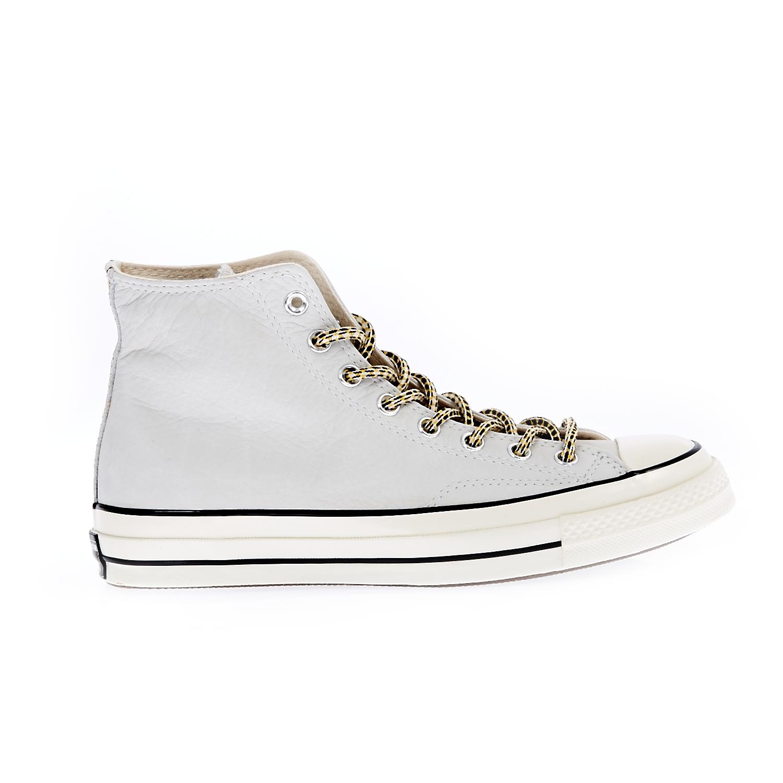 CONVERSE – Unisex παπούτσια QS CT AS 70 HI εκρού-γκρι