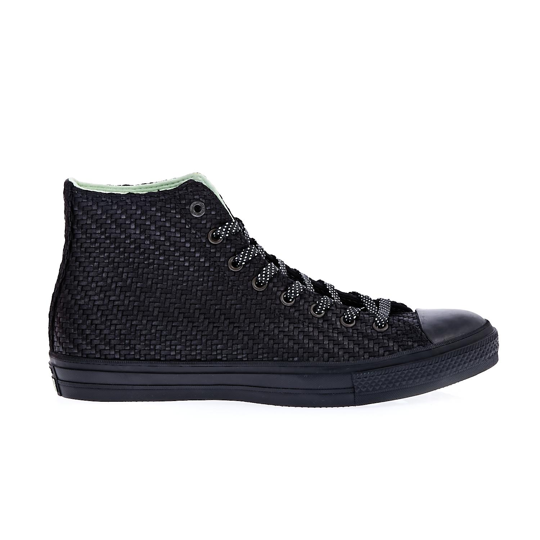CONVERSE - Unisex παπούτσια QS CT II HI μαύρα