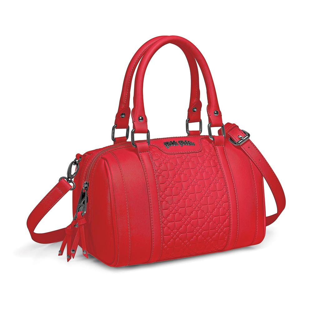 FOLLI FOLLIE – Γυναικεία τσάντα Folli Follie κόκκινη 1464218.0-0000