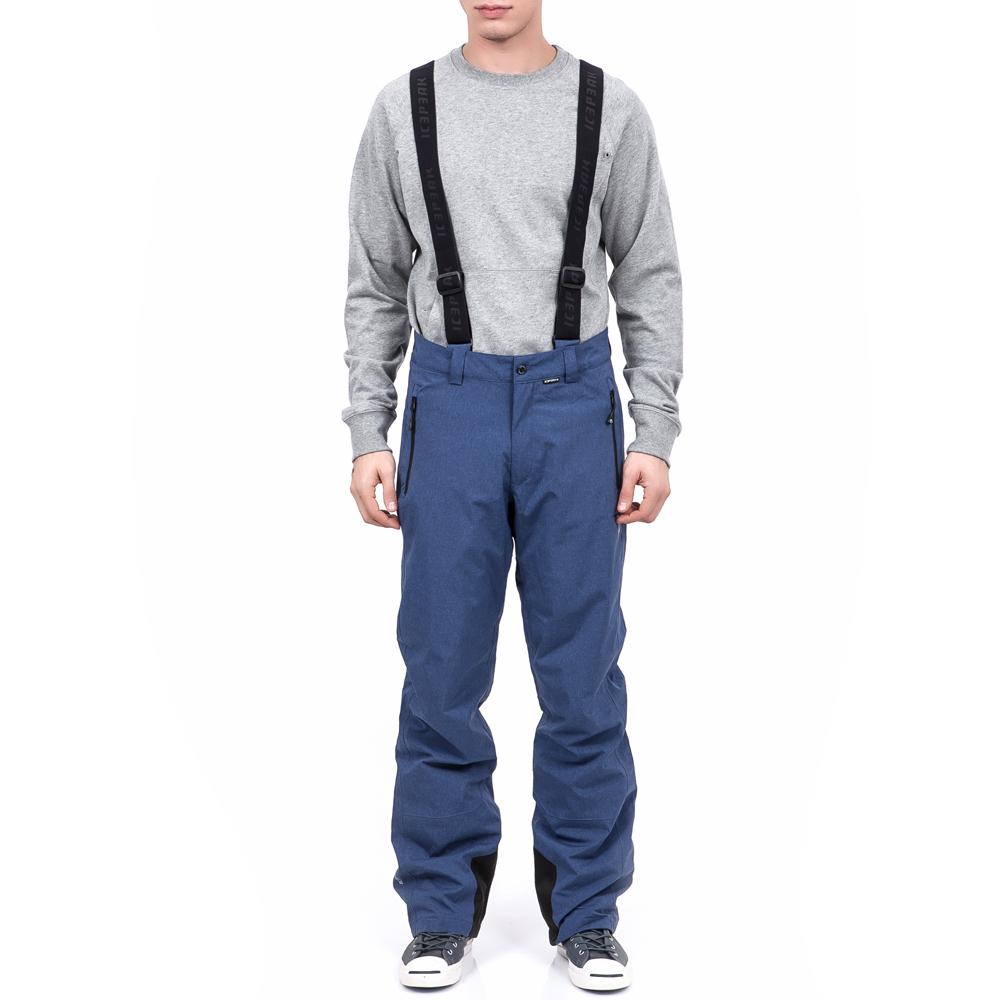 ICE PEAK - Ανδρικό παντελόνι ICE PEAK μπλε ανδρικά ρούχα αθλητικά φόρμες