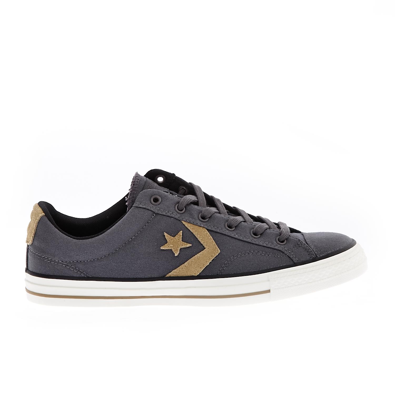 CONVERSE – Unisex παπούτσια Star Player Ox ανθρακί