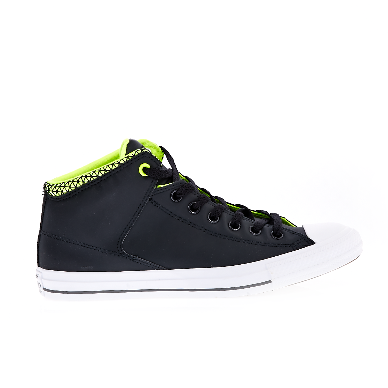 CONVERSE – Unisex παπούτσια Chuck Taylor All Star High Str μαύρα