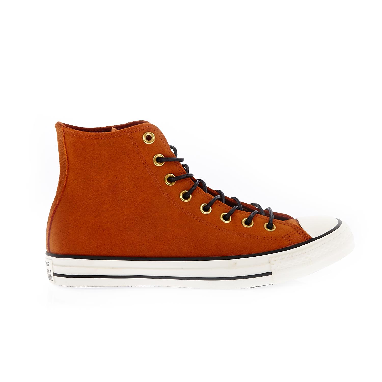 CONVERSE – Unisex παπούτσια Chuck Taylor All Star Hi πορτοκαλί