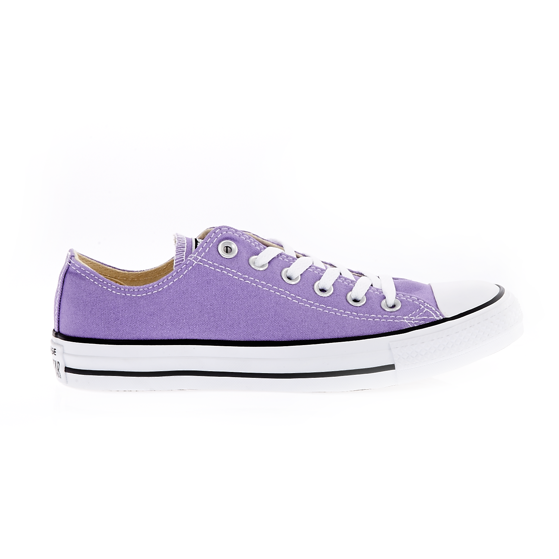 CONVERSE – Unisex παπούτσια Chuck Taylor All Star Ox μωβ