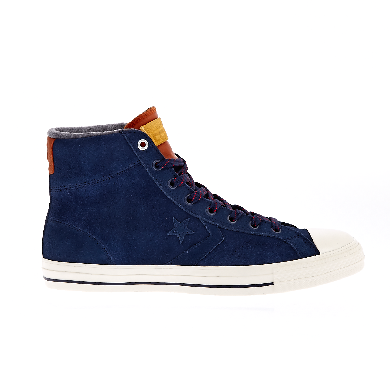 CONVERSE – Unisex παπούτσια Star Player Hi μπλε