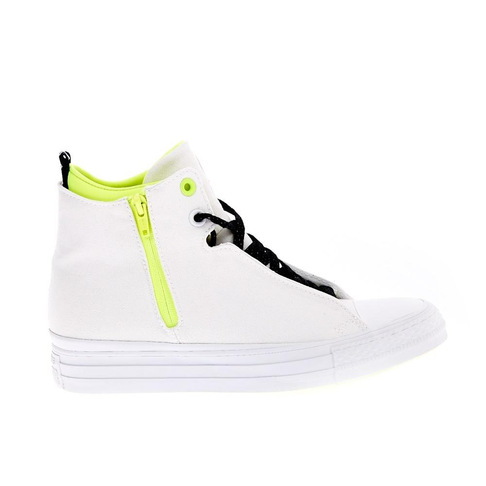 CONVERSE - Γυναικεία παπούτσια Chuck Taylor All Star Selene M λευκά γυναικεία παπούτσια sneakers