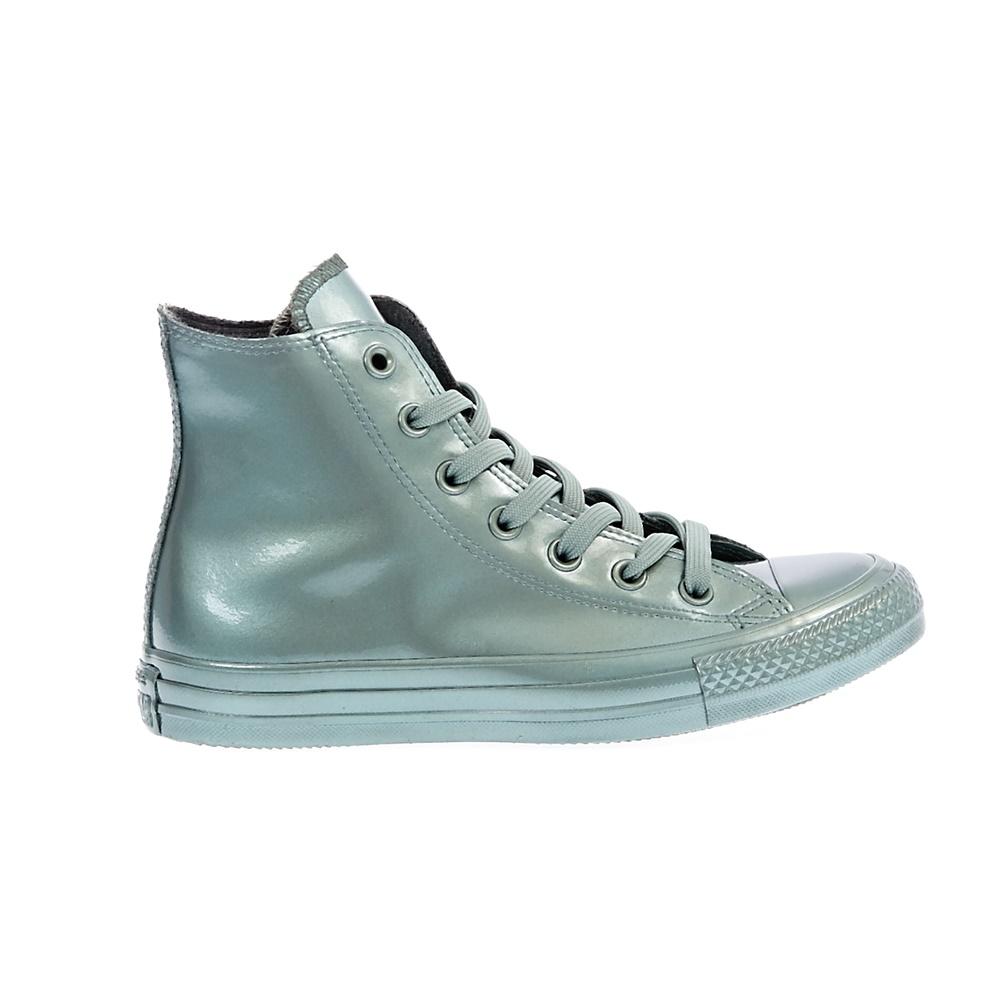 CONVERSE – Γυναικεία παπούτσια Chuck Taylor All Star Metallic πράσινα