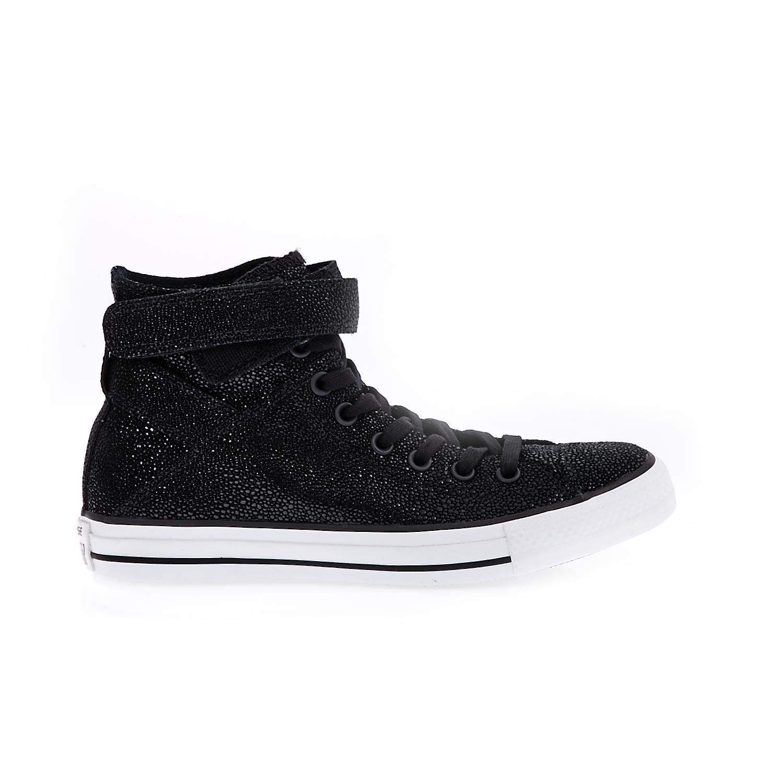 CONVERSE - Γυναικεία παπούτσια Chuck Taylor All Star Brea Sti μαύρα γυναικεία παπούτσια sneakers