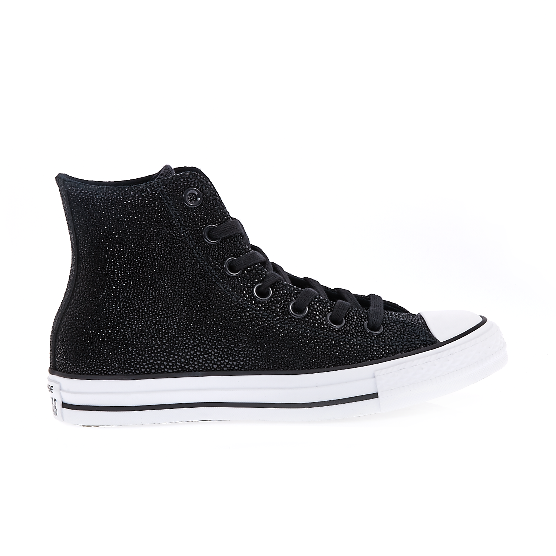 CONVERSE - Γυναικεία παπούτσια Chuck Taylor All Star Hi μαύρα