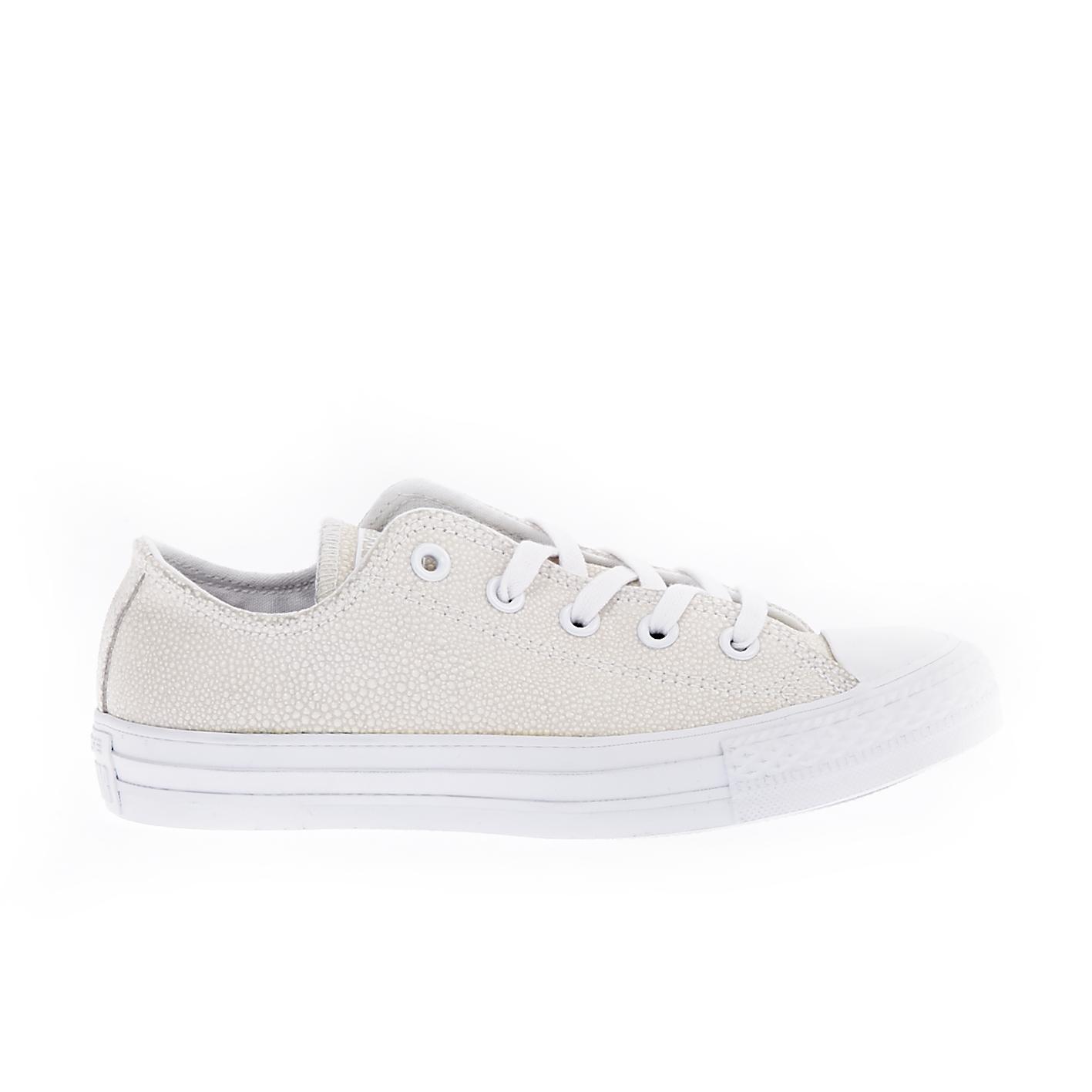 CONVERSE - Γυναικεία παπούτσια Chuck Taylor All Star Ox μπεζ