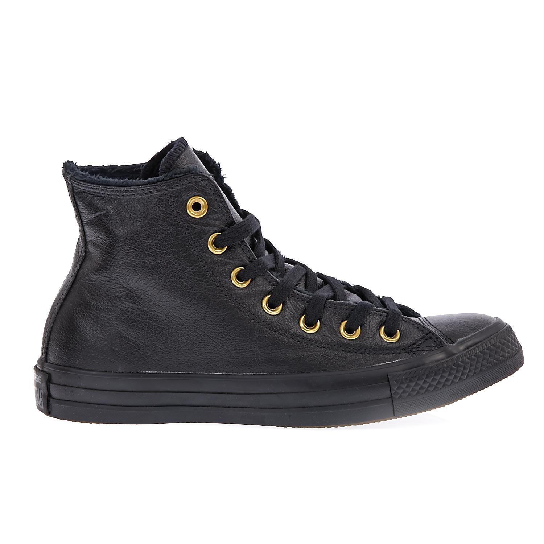 CONVERSE – Γυναικεία παπούτσια Chuck Taylor All Star Winter K μαύρα