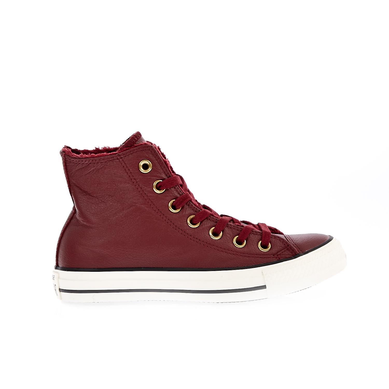 CONVERSE – Γυναικεία παπούτσια Chuck Taylor All Star Winter K κόκκινα