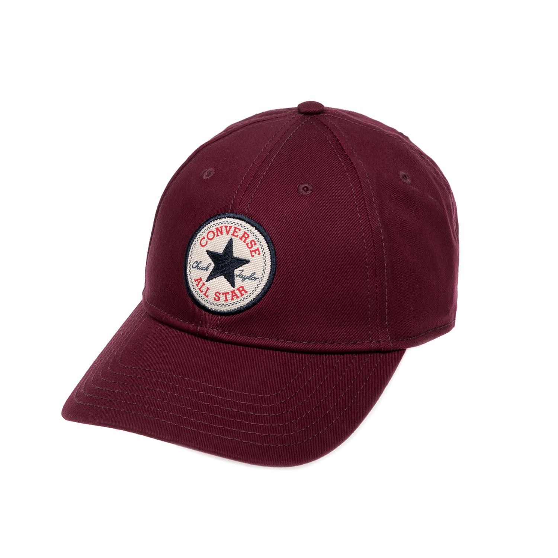 CONVERSE – Καπέλο CONVERSE μπορντό