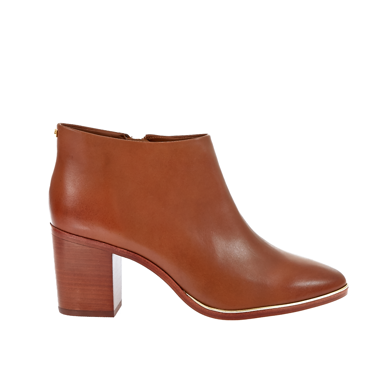TED BAKER - Γυναικεία μποτάκια Ted Baker καφέ γυναικεία παπούτσια μπότες μποτάκια μποτάκια