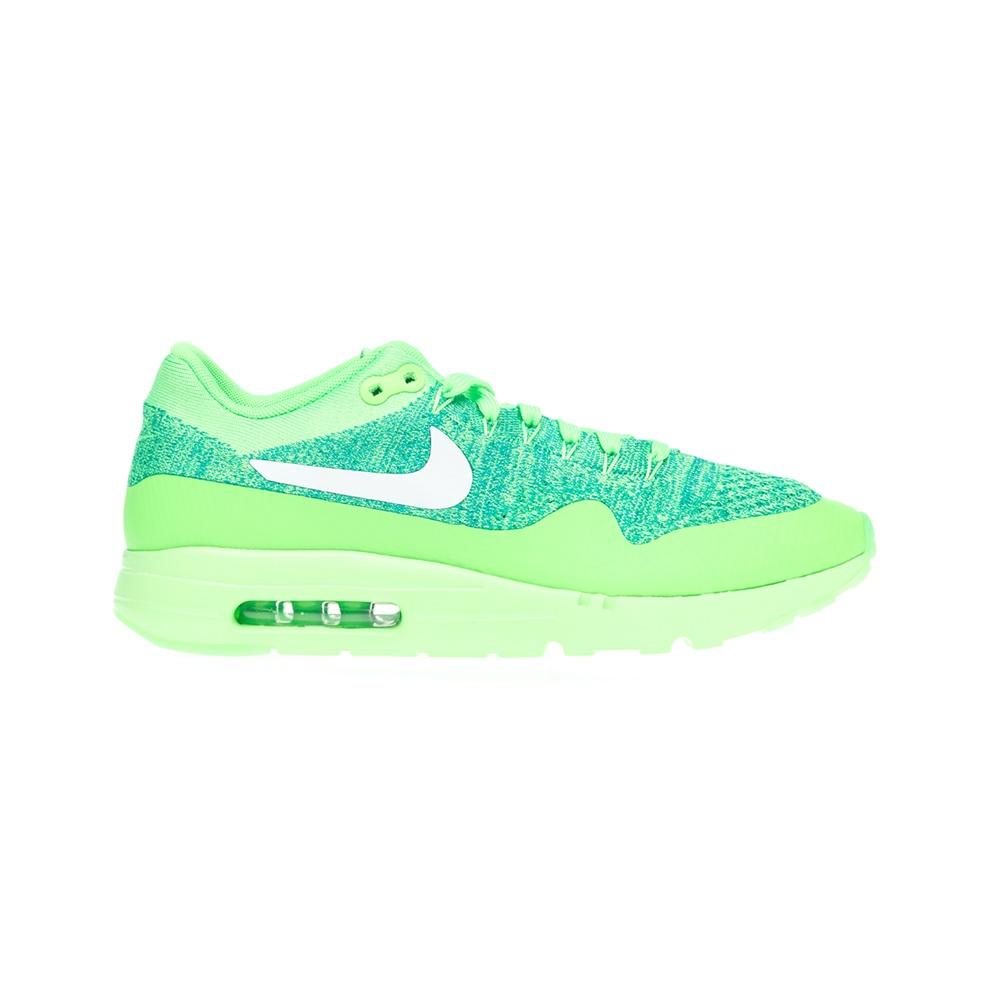 NIKE – Αντρικά αθλητικά παπούτσια NIKE AIR MAX 1 ULTRA FLYKNIT πράσινα