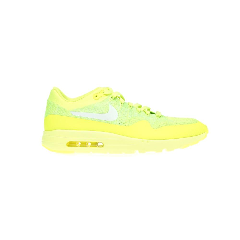 NIKE – Αντρικά παπούτσια NIKE AIR MAX 1 ULTRA FLYKNIT κίτρινα