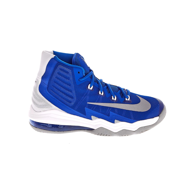 NIKE – Αντρικά αθλητικά παπούτσια μπάσκετ NIKE AIR MAX AUDACITY 2016 μπλε